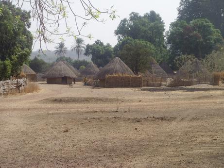 Village central de Faléapt